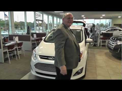 2013 Ford C-MAX Hybrid Tour | Pat Milliken Ford | Fred Mille