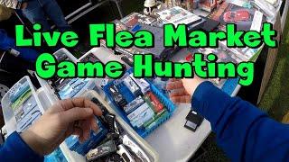 Foxxy's Live Flea Market Pickups #42: Starting Off This Season Fresh (New Camera)