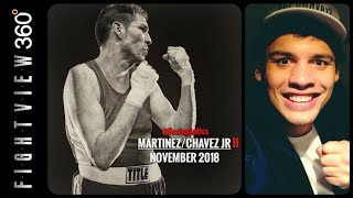 MARTINEZ VS CHAVEZ JR 2? JULIO BEEN HIGH & TRIPPEN LATELY! SERGIO OLD STONE COLD KNEES TOO BUM!