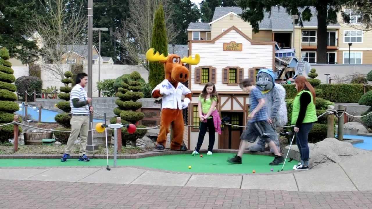 Bullwinkle family fun center : Weekender watches
