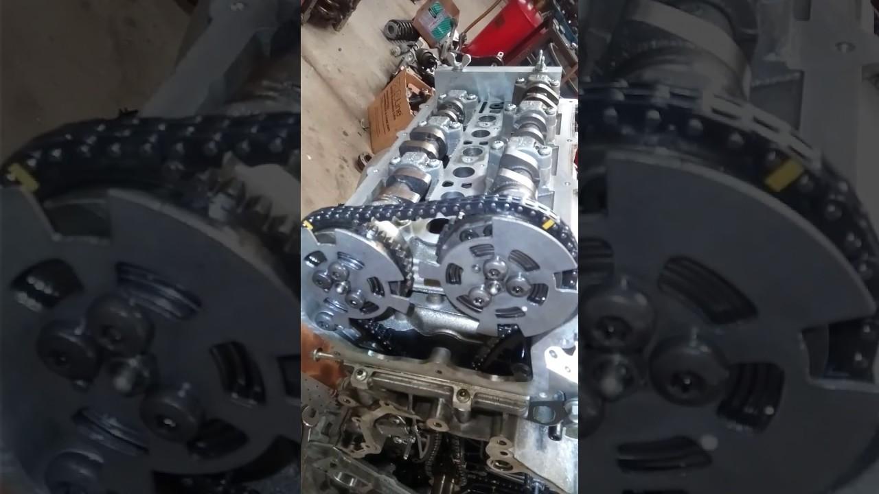 Jaguar 4 0 Timing Procedure