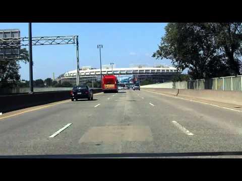 East Capitol Street SE (DC 295 to Robert F. Kennedy Stadium) westbound