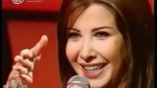 Nancy Ajram interview (garun).flv