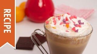 Valentine's Day Recipe: Cupid Cappuccino