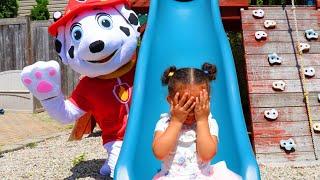 Peek a Boo Song   Nursery Rhymes & Kids Songs - Leah Play's Time