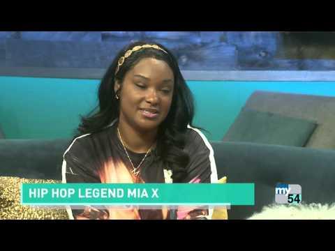 Hip Hop Legend Mia X