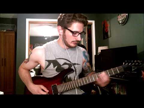 The Contortionist - Clairvoyant (Guitar...