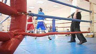 Первенство Москвы бокс 2012