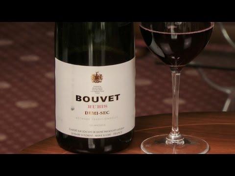Bouvet Rubis Demi-Sec, wine review