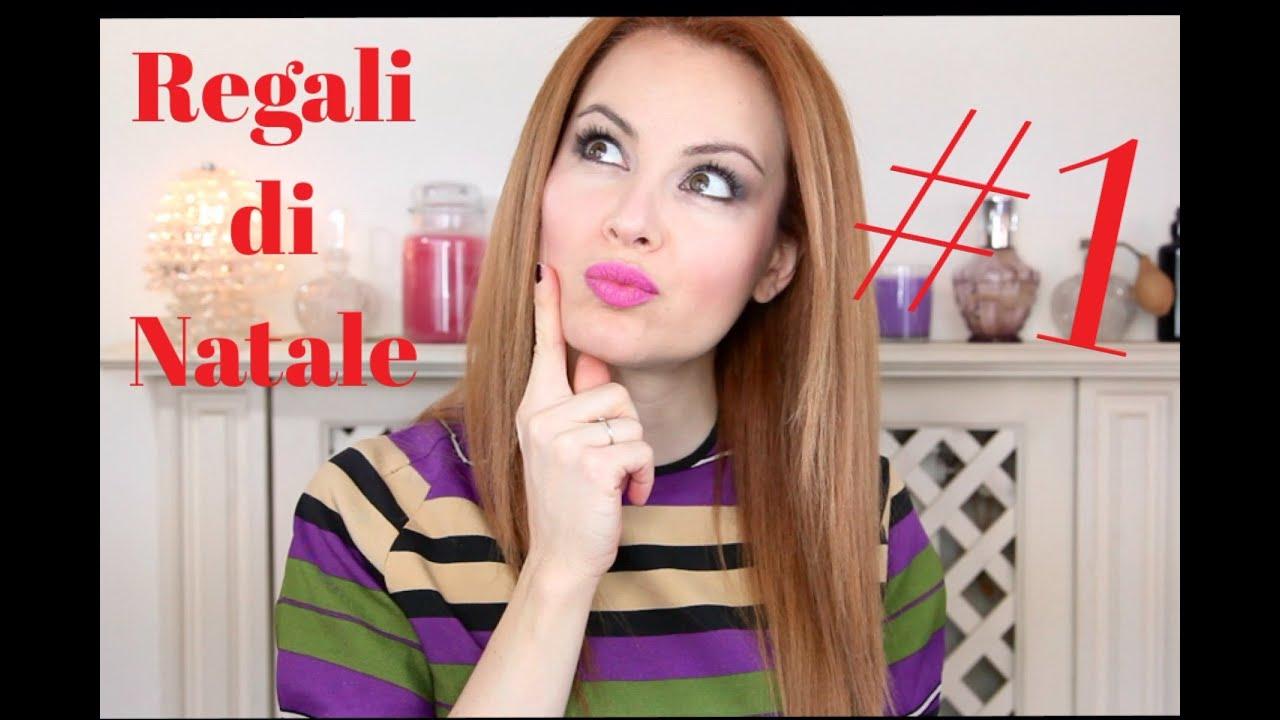 Idee regali di natale beauty 1 jadorelemakeup youtube for Idee regali di natale