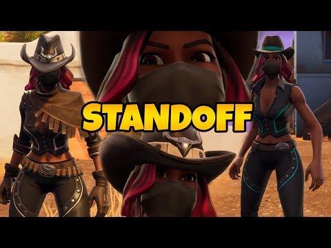 Fortnite Western Standoff   Calamity Standoff