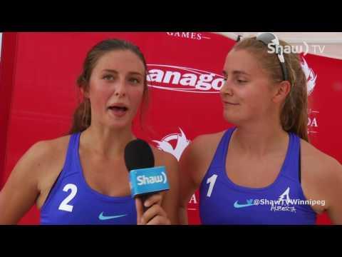 Canada Summer Games 2017 - Beach Volleyball Finals