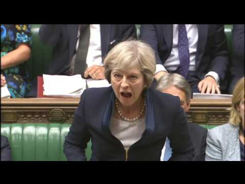 Prime Minister's Questions: 14 September 2016