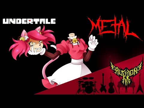 Undertale - Mad Mew Mew 【Intense Symphonic Metal Cover】