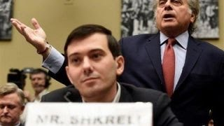 Shkreli can't help himself, hits Twitter while pleading The Fifth
