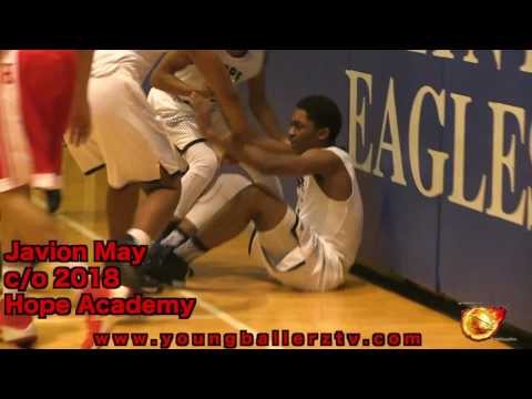 YoungBallerzTV :Javion May c/o 2018 Chicago Hope Academy