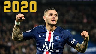Mauro icardi 2020, psg goals & skills, 2019/2020, 2019/20 paris*if you have anything against my upl...