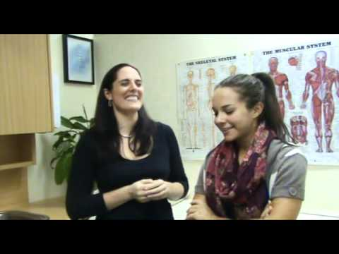 Lisa Howell and Dena Kaplan talk about becoming a professional dancer!