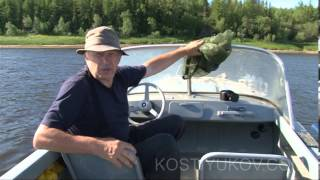 видео Рузское водохранилище - великолепное место для рыбалки!