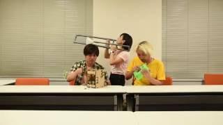 1000円で楽器を作っちゃおう!!6