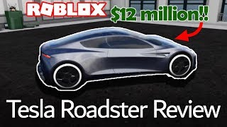 """""""REVIEWING"""" THE TESLA ROADSTER 2020 