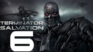 Terminator Salvation Walkthrough 60FPS HD - Chapter 8: Every Life is Sacred - Part 6