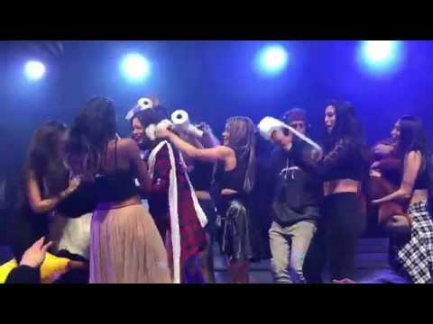 Fifth Harmony prank Jasmine V - Keswick Theatre (Glenside PA)