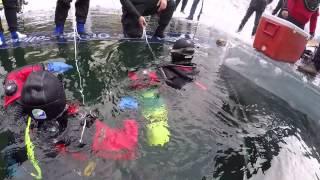2015 TDI/SDI/ERDI International Ice Diving Festival