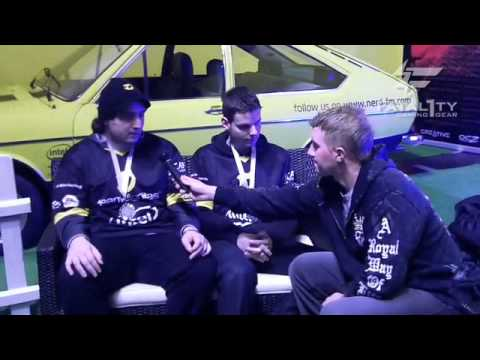Fatal1ty Interviews Dignitas at Cebit 2010