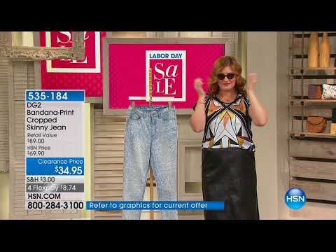 HSN | Fashion & Accessories Clearance 09.02.2017 - 04 AM