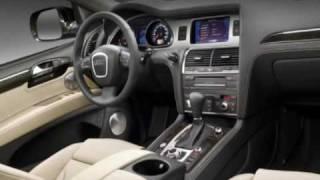 Audi Q7 3.0 TDI interior