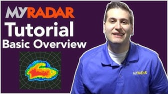 MyRadar Tutorial - Basic Overview