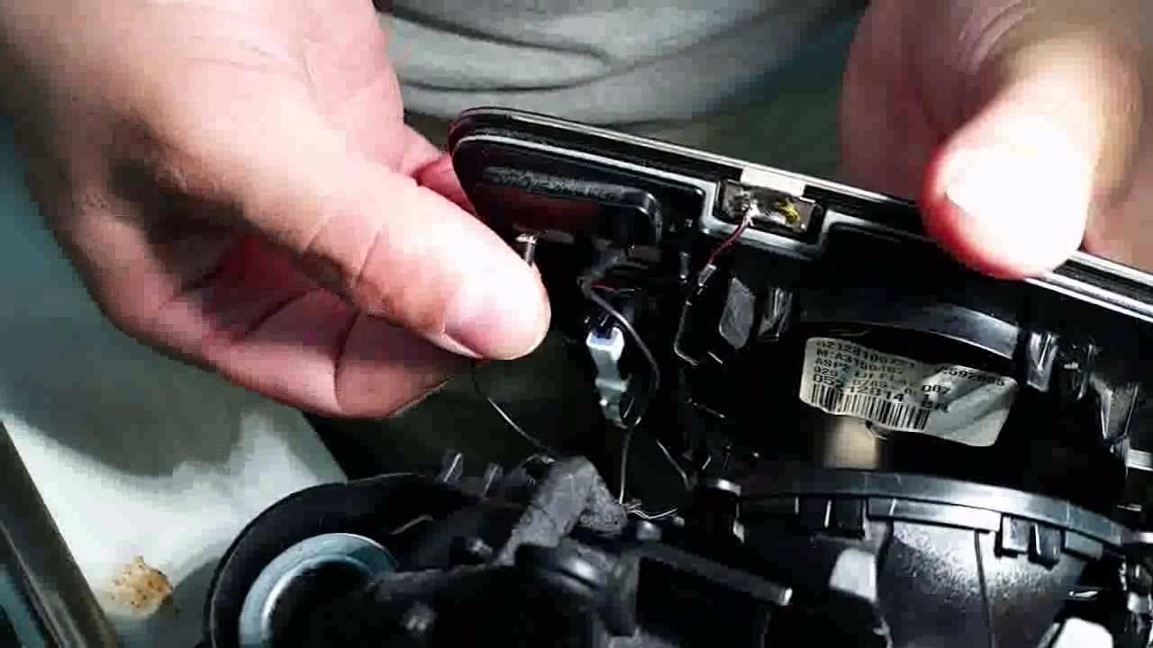 Mercedes benz side mirror replacement 2010 present youtube for Driver side mirror replacement mercedes benz