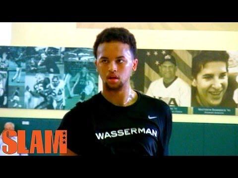 Kyle Anderson 2014 NBA Draft Workout - UCLA Basketball - 2014 NBA Draft
