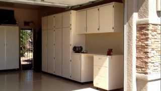Manny Rodriguez- The Garage Remodeling Expert Of Manny's Organization Station. Garage Cabinet