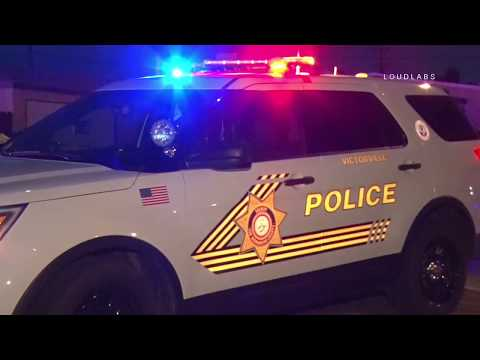 Home Invasion Intruders Kill Homeowner & Injure Another / Victorville   RAW FFOTAGE