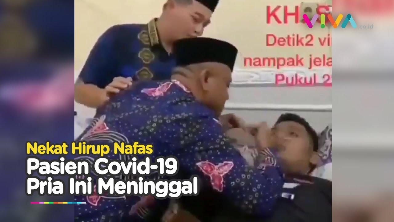 Download Tak Percaya Corona, Pria yang Hirup Nafas Pasien Covid-19 Akhirnya Meninggal Dunia