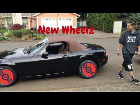 NC Miata gets new wheels!!!