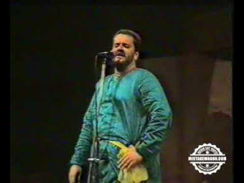 Nitin Mukesh | Patli Qamar Hai Tirchhi Nazar Hai | Gujarat Club Calcutta (GCC) | Kolkata, 1990