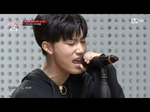 방예담 - 'There's Nothing Holdin' Me Back' ('Stray Kids'YG vs JYP 프리 배틀)