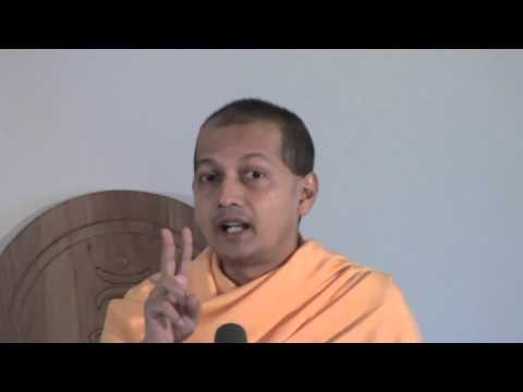 By knowing Which, we Can be Immortal ? | Swami Sarvapriyananda | Vedanta Society
