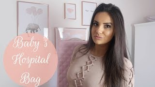 One of KeepingUpWithNicole's most viewed videos: What's in My Baby's Hospital Bag | Nicole Corrales