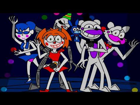 The Funtime Animatronics (Five Nights At Freddy's Speedpaint)