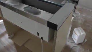 видео Подробное руководство по установке и подключению вытяжки своими руками