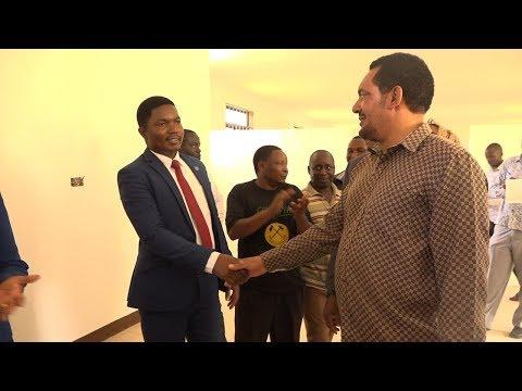 Shabbiy Umenifunika Umepiga Mbili kwa Mpigo - WAZIRI JAFO