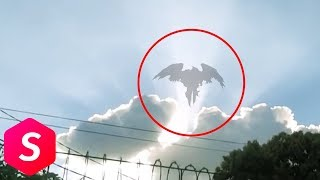 Download lagu Begini Penampakan Malaikat yang Tertangkap Kamera, Yang Terakhir Bikin...