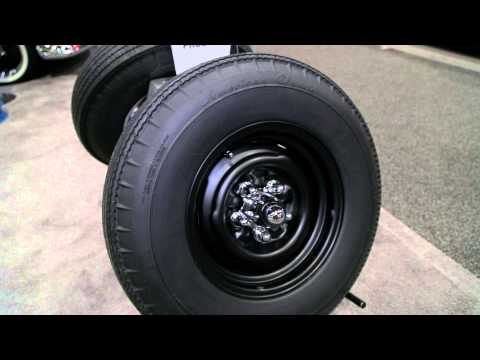 SEMA 2014 - Coker's American Classic Tires Offer Bias Ply Looks With Radial Construction