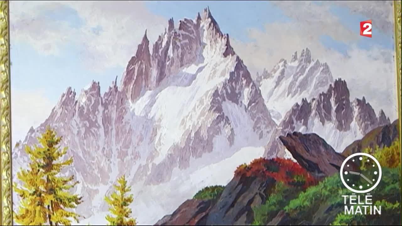 Brocantes - Les peintures en montagne - 2016/02/26 - YouTube