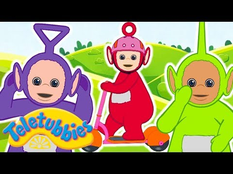 Wheels On The Bus | Teletubbies Compilation | Learn Nursery Rhymes for Kids | Song For Children