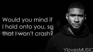 Usher - Crash (Lyrics)